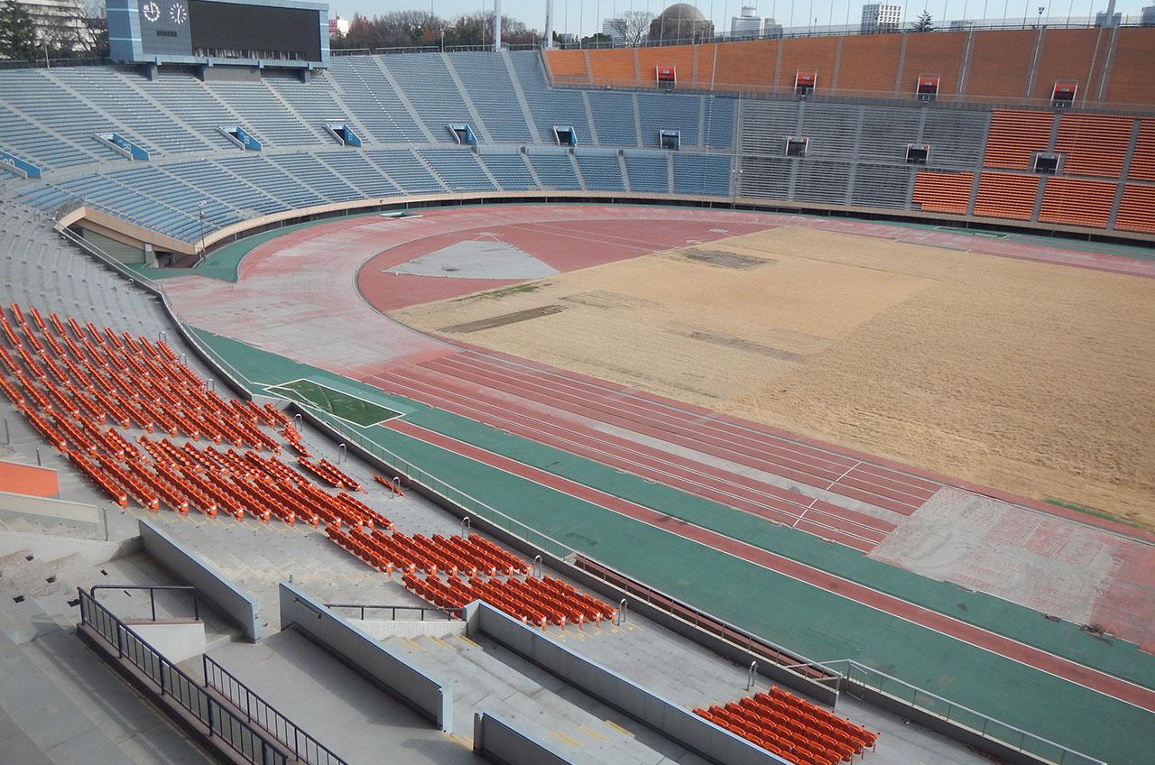 旧国立競技場