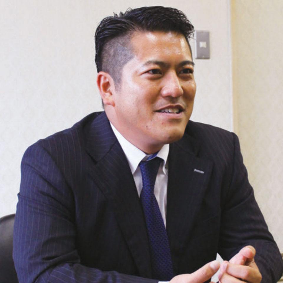代表取締役社長 眞壁正彦